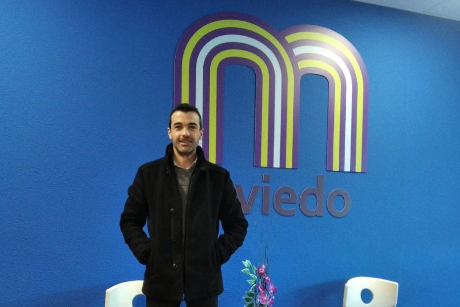 Entrevista a Javier Quintana, director de mSoluciona Oviedo